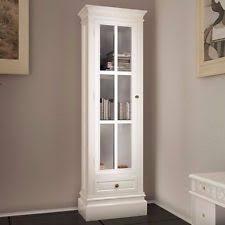 Tall Corner Display Cabinet Corner Glass Cabinet Ebay