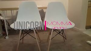 2xhome eames eiffel style dining chairs review by momma