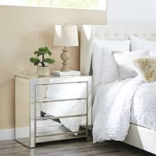 Pier 1 Bedroom Furniture by Alexa Low Mirrored Chest Pier 1 Imports