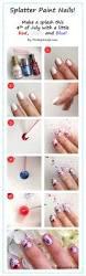 3 easy ways to make amazing nail polish designs clueyblog