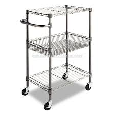 utility kitchen island cart 3 tier wire storage rack microwave