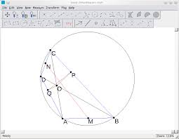 big list software for drawing geometry diagrams mathematics