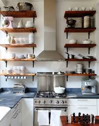 Small Kitchen Shelves - getting inspired open shelves in the kitchen little green notebook