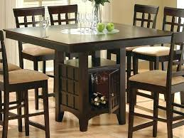 pub style dining table pub style kitchen table perspectives counter height pub table with