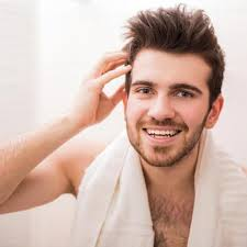hair cut with a defined point in the back skincare for men 6 easy grooming tips to boost your confidence