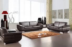 Leather Sofa Sets Contemporary Leather Sofa Sets