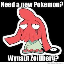 Zoidberg Meme - need a new pokemon wynaut zoidberg weknowmemes