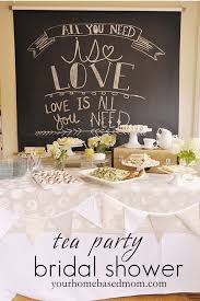 bridal tea party tea party bridal shower theme your homebased