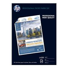 Hpq Toaster Hp Professional Matte Laser A4 Photo Paper 100 Pack Officeworks