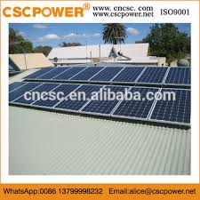 electrical cabinet hs code flat roof 10kw solar power system hs code hybrid solar panel system