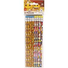 emoji pencils 8 ct walmart com