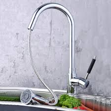 lightinthebox single handle centerset pull out kitchen sink faucet
