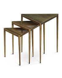 Triangle Accent Table Impressive Triangle Side Table With Stunning Triangle Accent Table