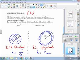 04 moment of inertia and radius of gyration youtube