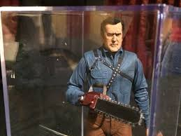 scary halloween figures ash vs evil dead neca toys ash figure the toyark news