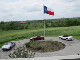 Texas Flag Pms Colors Tx Houston Allanté Club Of America