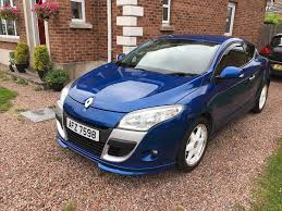2010 renault megane coupe dynamique 1 6 vvt in lisburn county