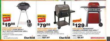 home depot black friday spring grill home depot coupon code get 10 off your order of 100 or more