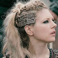 lagertha lothbrok hair braided lathgertha vikings pinterest lagertha vikings and katheryn