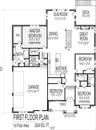 4 bedroom house plans 2 story simple 4 bedroom house plans zdrasti club