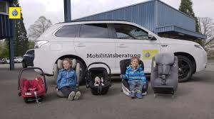 tcs siege auto test tcs de sièges d enfants 2016