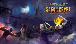 chivalry medieval warfare saga of the crypts a halloween update