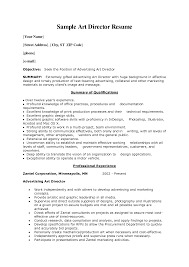 Creative Director Resume Samples Cg Supervisor Cover Letter Fixed Income Portfolio Manager Sample