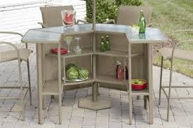 Outdoor Pub Style Patio Furniture Bar Style Patio Furniture