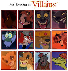 my favorite villains meme by brainyxbat on deviantart