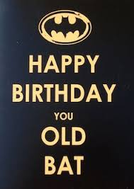 Batman Birthday Meme - batman birthday meme superheroes the occasional villain