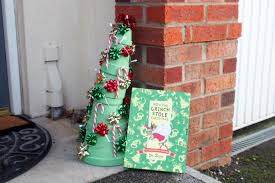 the grinch christmas tree whoville christmas tree inspired by how the grinch stole christmas