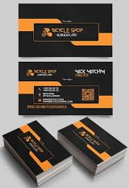 Bicycle Business Cards Business Card Templates Psd By Elegantflyer