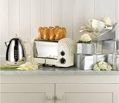 Dualit 4 Toaster Dualit Jug Kettle