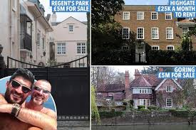 george michael house george michael s ex fadi fawaz to be kicked out of star s 5m regent