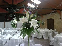 Flower Arrangements For Tall Vases Wedding Balloons Fresh U0026 Silk Flowers Pew End Bows Chair Cover