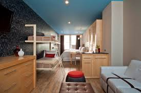 New York Home Design Trends by View Hotel Rooms In Times Square New York Luxury Home Design Photo
