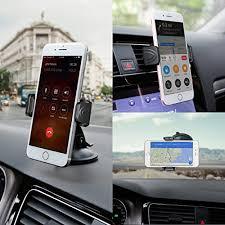 porta iphone 5 auto inateck supporto auto smartphone porta cellulare auto per iphone 6