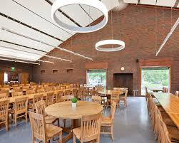 elm street dining hall renovation arc