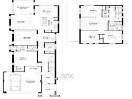narrow lot floor plan narrow lot floor plans perfect 31 modern interior narrow lot beach