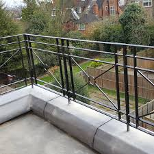 carpinter 237 a ebanister 237 roof terrace railings titan forge ltd macie s house