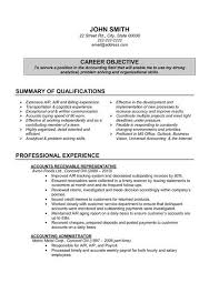 Sample Resumes For Accounting by 31 Best Best Accounting Resume Templates U0026 Samples Images On