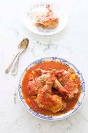 cuisine tv recettes italiennes poulet cacciatora à l italienne les meilleures recettes de