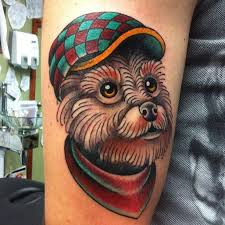 cute dog tattoo tattoo design gallery pinterest tattoo flash