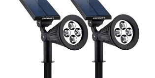 solar spot light reviews urpower solar spotlight review