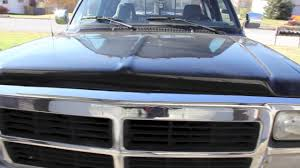 Dodge Ram 92 - 1992 dodge w150 4x4 4wd 318 auto transmission extended cab youtube