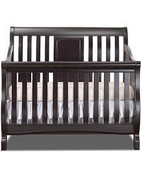 Espresso Convertible Cribs New Savings On Sorelle Montgomery 4 In 1 Convertible Crib Espresso