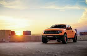 Ford Raptor Orange - first look 2013 ford f 150 svt raptor and limited