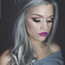 salt and pepper hair colour 13 best granny hair color for gray hair for women latest hair
