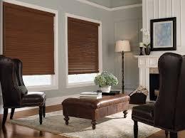 Living Room Wood Floor Ideas Decorating Inspiring Levolor Blinds For Window Decor Ideas