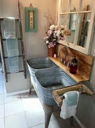 rustic modern farmhouse bath tour best 25 farmhouse bathroom sink ideas on bathroom